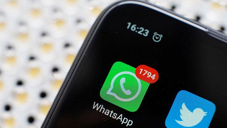 WhatsApp, come inviare un messaggio a un numero non salvato in rubrica