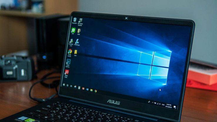 Come cambiare orario su Windows 10