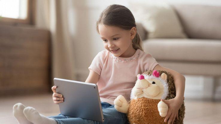 Attivare il parental control di Android