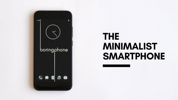 boring phone