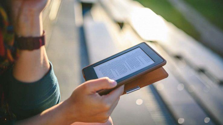 Lettore ebook