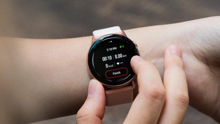 Watch face Galaxy Watch Active ora disponibili per tutti i Samsung