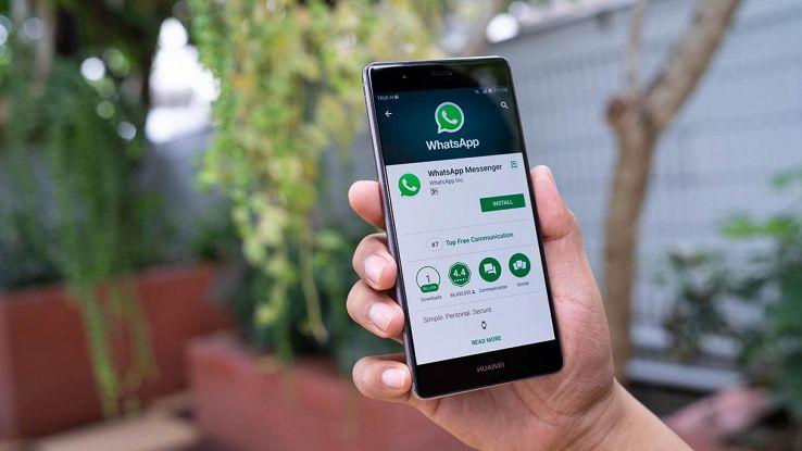 smartphone huawei whatsapp