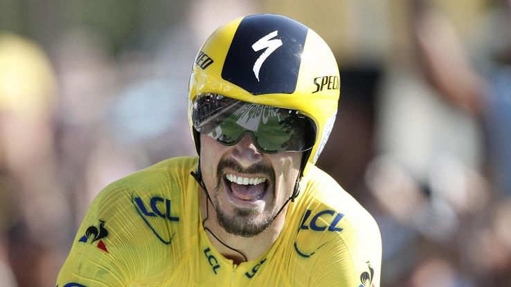maglia gialla tour de france 2019