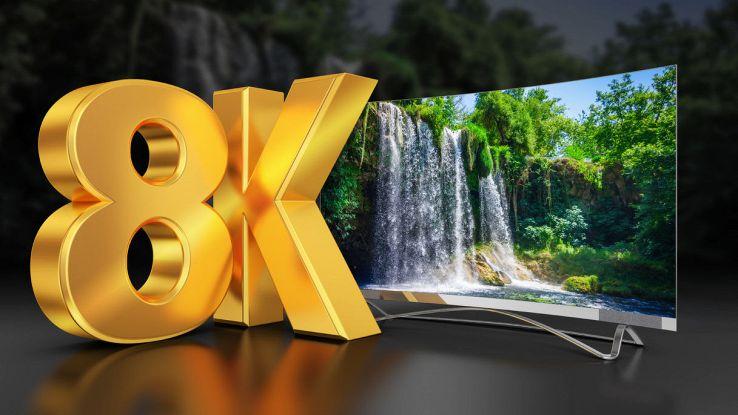 Guida all'acquisto dell TV 8K
