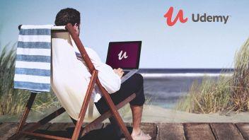 I 5 migliori corsi online a 11,99€ per aggiornarsi sotto l'ombrellone