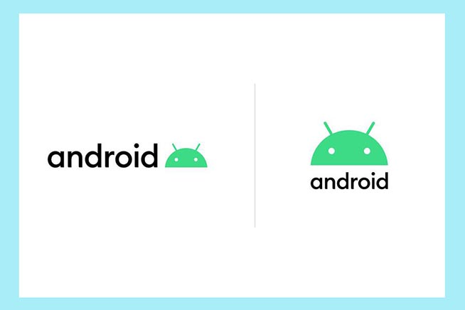 Nuovo logo Android