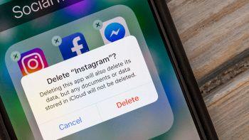 Eliminare il profilo Instagram