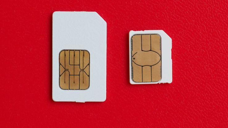 Trasformare la SIM in Micro e Nano SIM