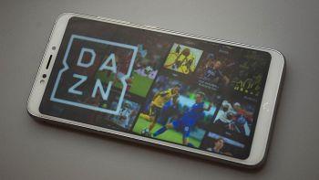 dazn smartphone