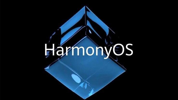 huawei harmony os
