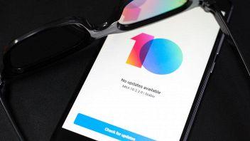 interfaccia utente smartphone xiaomi