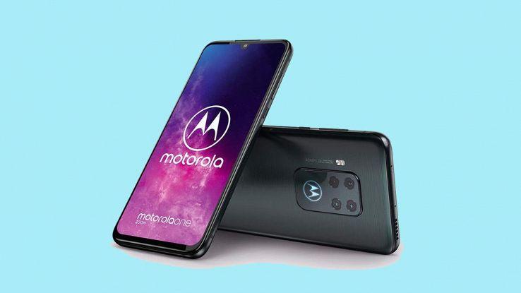 smartphone motorola one pro