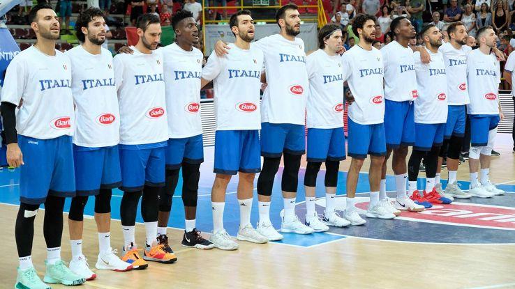 nazionale italiana mondiali basket 2019