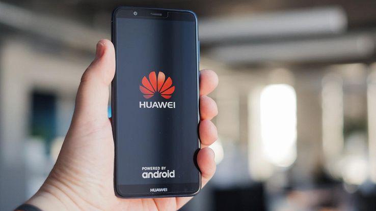 smartphone hauwei