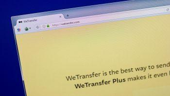 Come si usa WeTransfer