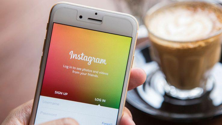 Instagram: come effettuare il login