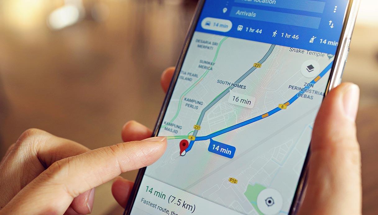 Google Maps за Android, ја подобрува интеграцијата со Street View 1