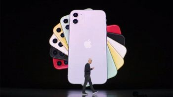 IPhone 11 ufficiale: doppia fotocamera e sei colorazioni