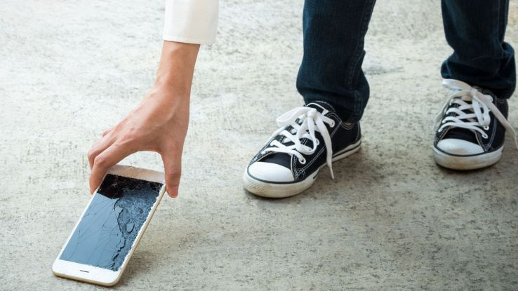 Come sostituire lo schermo dello smartphone