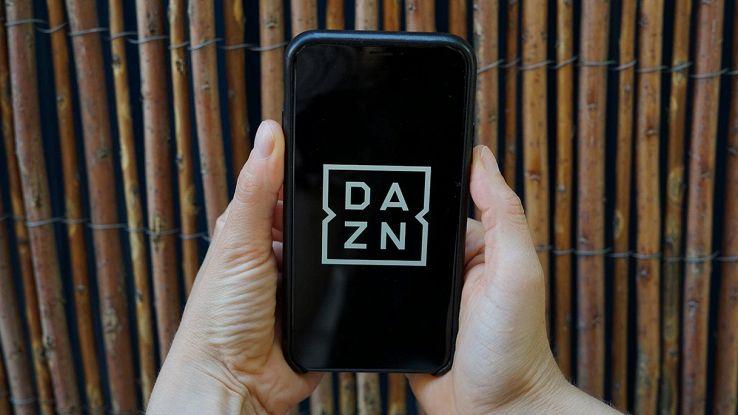 dazn app smartphone