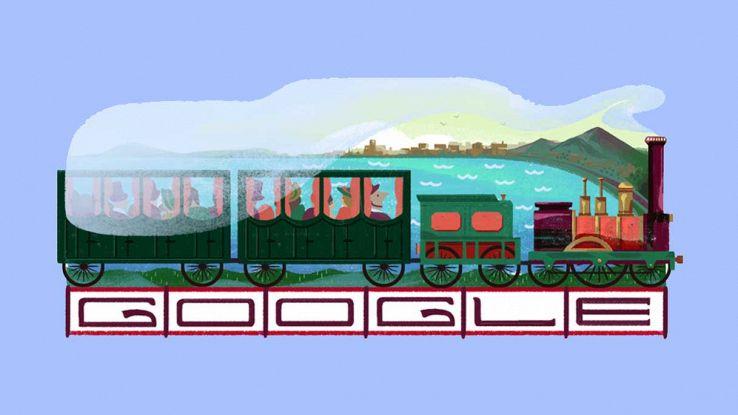 Doodle di Google 3 ottobre