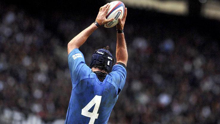 giocatore rugby nazionale italiana