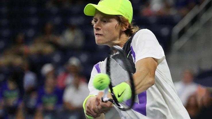 jannick sinner tennista