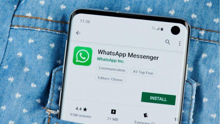whatsapp bloccare