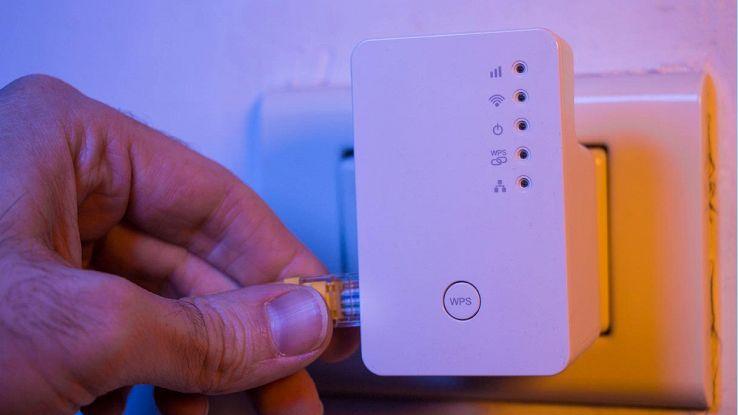 aumentare segnale wifi