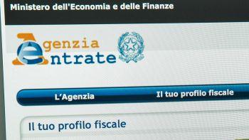 sito agenzia delle entrate