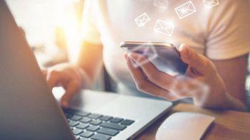 Inviare email da pc e smartphone
