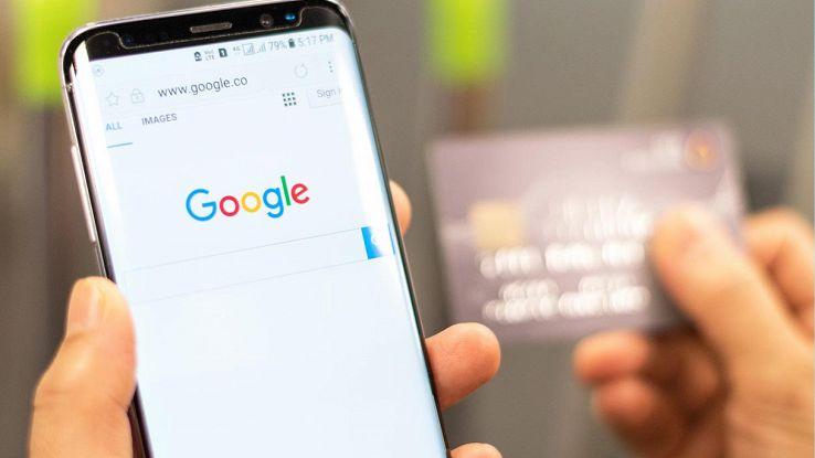 google conto corrente