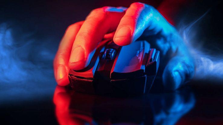 Mouse da gaming per mancini