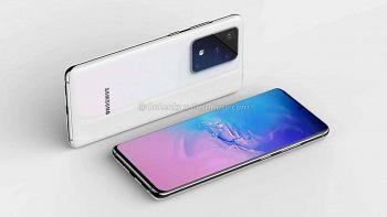Galaxy S11, copia l'iPhone 11 e ha una fotocamera da 108 Megapixel