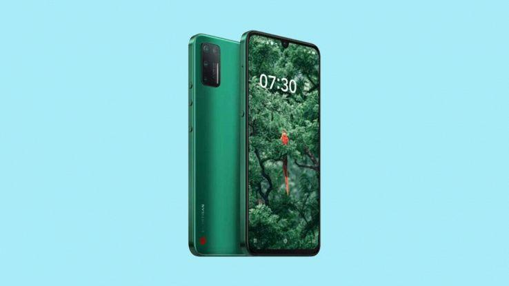 Smartisan Jianguo Pro 3, lo smartphone pensato per Tik Tok