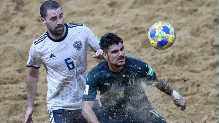gori italia beach soccer