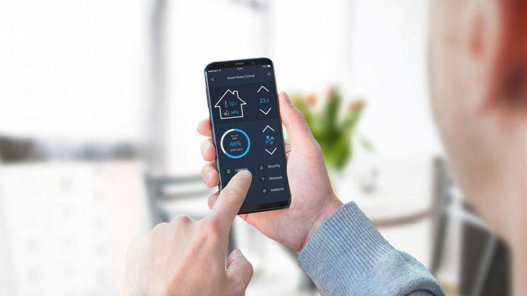 Sistemi domotici per la Smart Home
