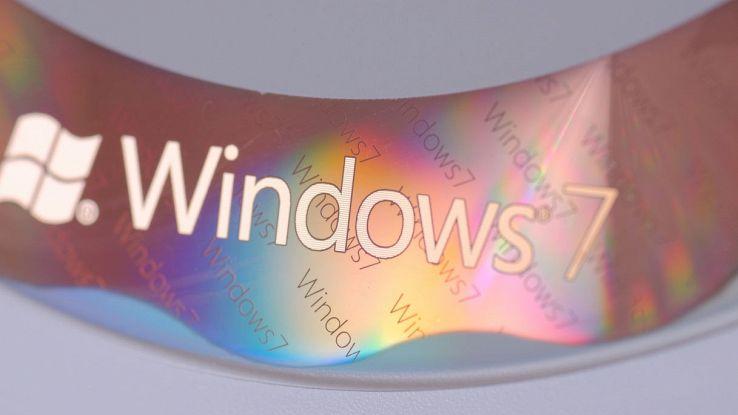 Aggiornare da Windows 7 a 10