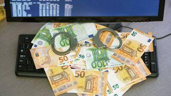 euro e manette