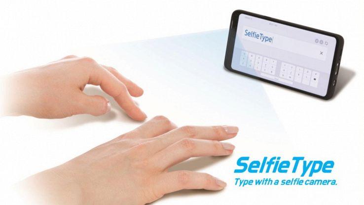 selfuetype tastiera