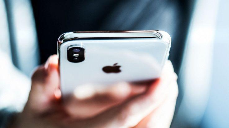 Trasferire immagini da iPhone a pc