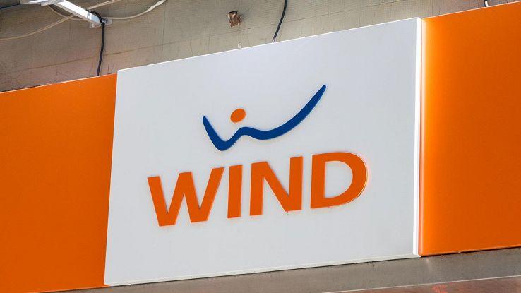 insegna negozio wind