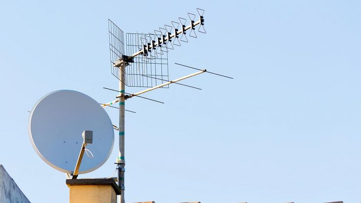 antenna digitale terrestre