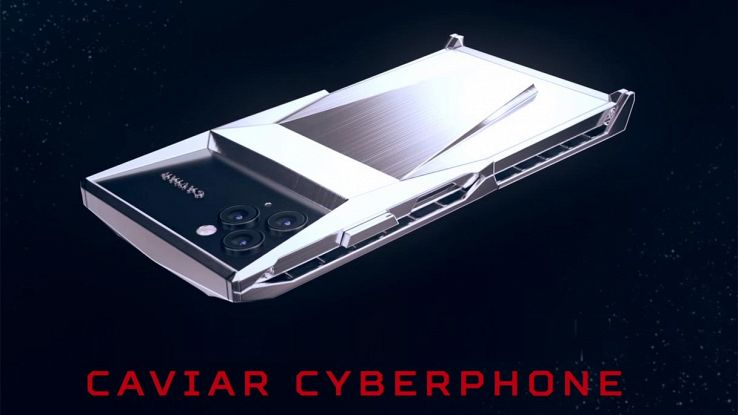 caviar cyberphone