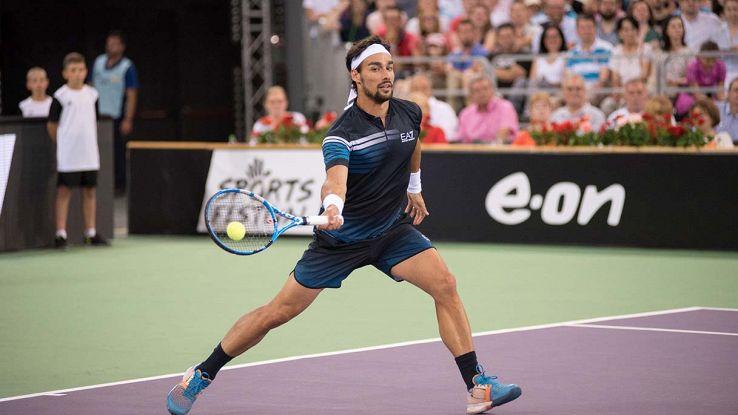 fognini tennista