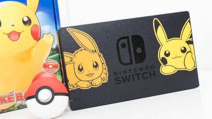 Giochi Pokémon per Nintendo Switch