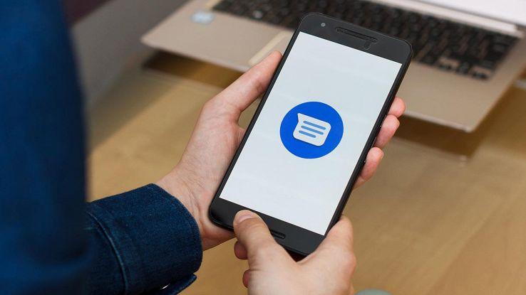 google app messaggi