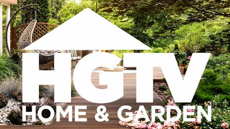 giardino e logo home garden tv