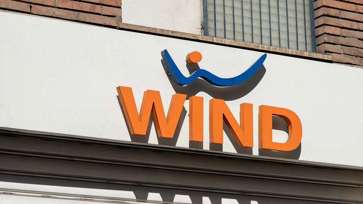 ricarica wind